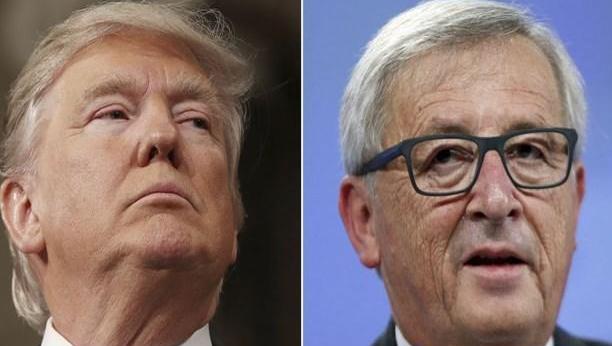 欧盟高层访美或败兴而归,但美欧贸易纷争壮胆黄金却欠火候