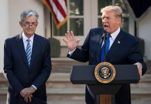 特朗普:我最大的威胁是美联储!