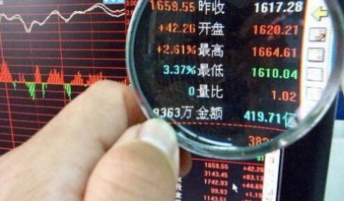 """创业板股票-""""芯片热""""代替""""共享经济热"""""""