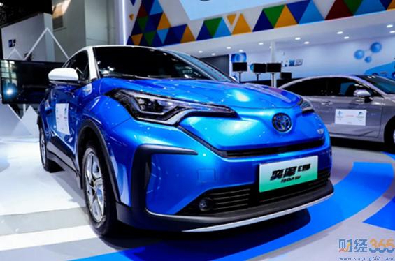 北京车展丰田亮相新能源矩阵 移动出行打造环保奥运